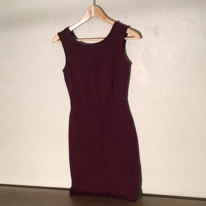 Forever 21 mini fitted dress